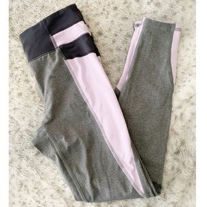 | Anthropologie | Pure + Good Colorblock Leggings